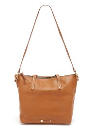 MERCULES Carpenter Leather Bag - Tan