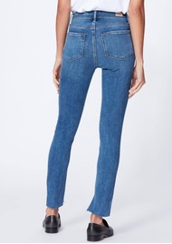 Paige Denim Margot Skinny Super High Rise Jeans - Belmoore