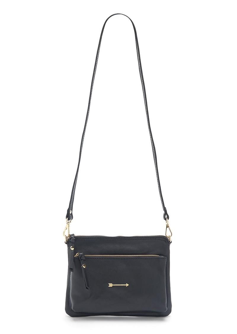 MERCULES Bugsy Leather Bag - Black main image