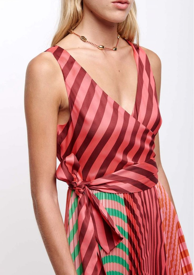 SFIZIO Abito Stripe Dress - Multi main image