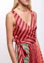 SFIZIO Abito Stripe Dress - Multi