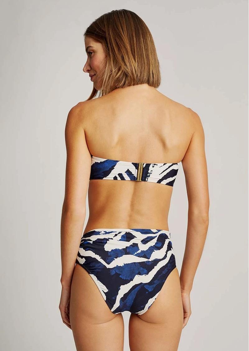 LENNY NIEMEYER Drop Bandeau Bikini - Araguaia main image