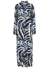 LENNY NIEMEYER Long Chemise Cover Up - Araguaia