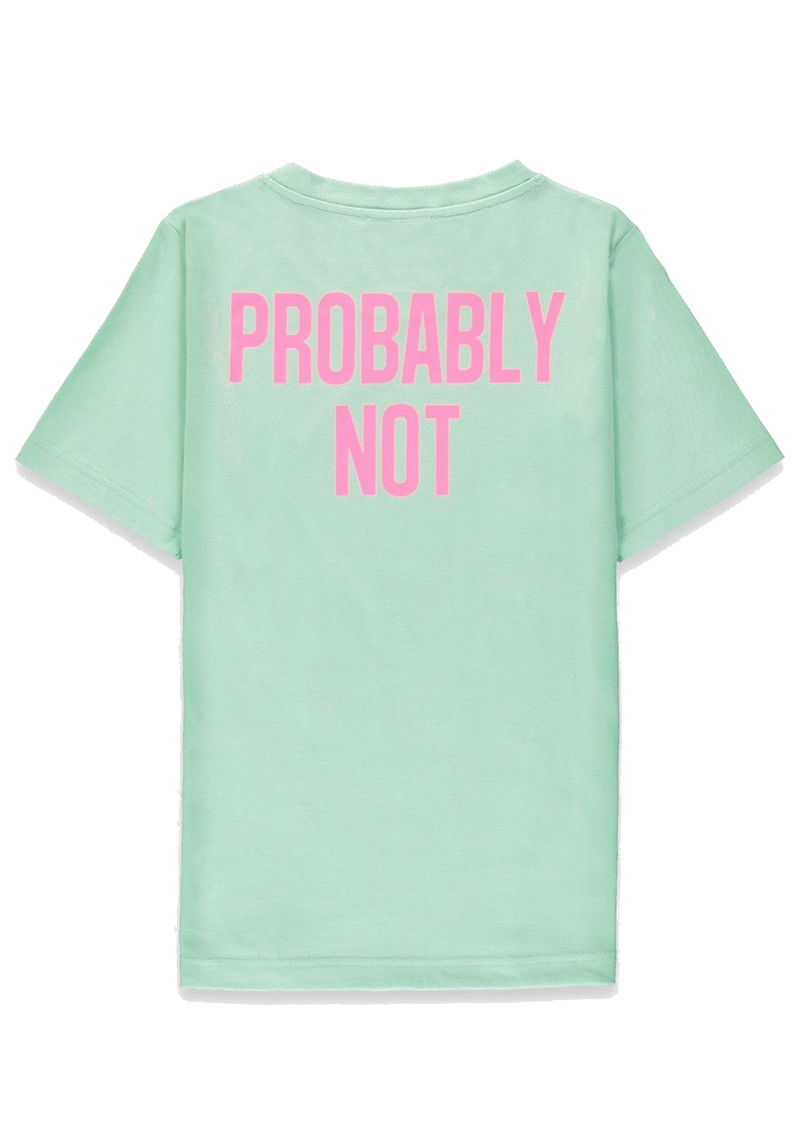 ESSENTIEL ANTWERP Vront T-Shirt - Mint Green main image