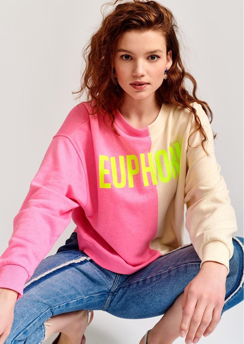 ESSENTIEL ANTWERP Vartan Sweatshirt - Combo 1 Pink main image