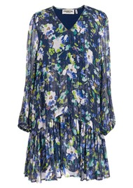 ESSENTIEL ANTWERP Vauto Dress - Vapor Blue