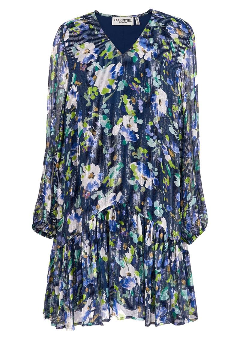 ESSENTIEL ANTWERP Vauto Dress - Vapor Blue main image
