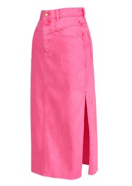 ESSENTIEL ANTWERP Virt Denim Skirt - Pink
