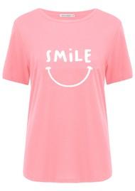 SOUTH PARADE Jane Smile T-Shirt - Pink