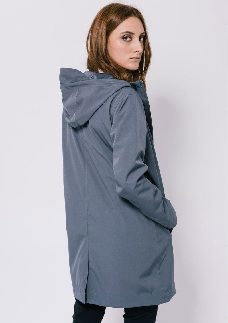 Dew Raincoat - Storm main image