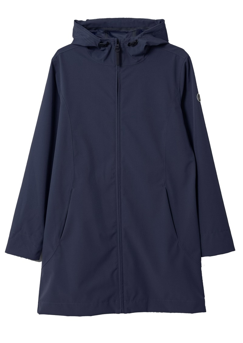 TANTA RAINWEAR Dew Raincoat - Navy main image
