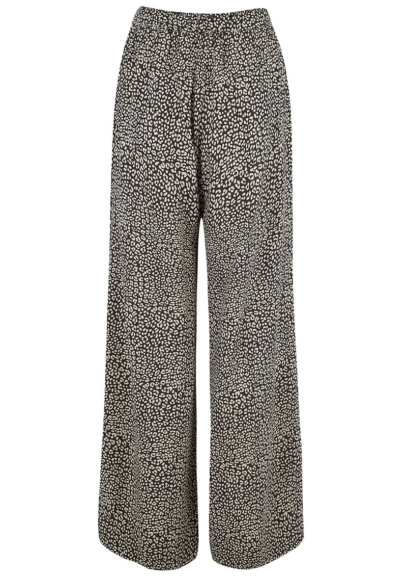 BEACH GOLD Hepburn Trousers - Tulum Slate main image