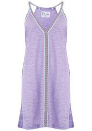 PITUSA Mini Sun Dress - Lavender