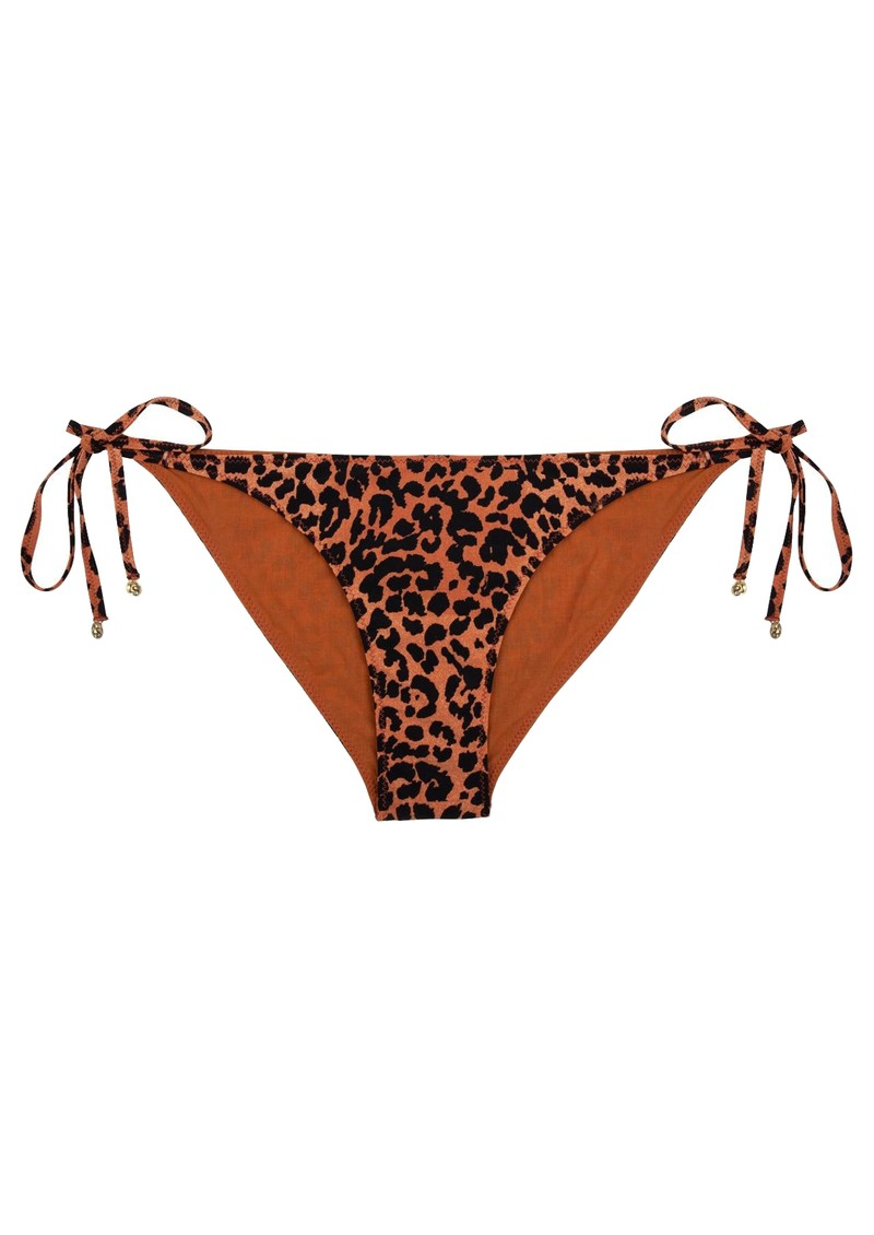 LOVE STORIES Vanity Bikini Bottom - Leopard main image