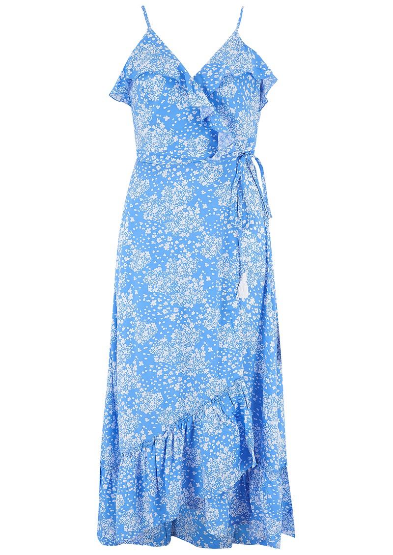 BEACH GOLD Lotti Dress - Marina  main image