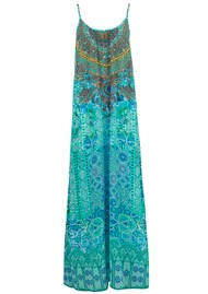 INOA Maxi Dress - Atlantis