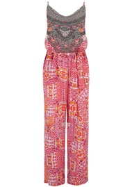 INOA Silk Jumpsuit - Shiraz