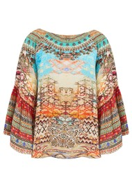 INOA Boho Top - Arizona