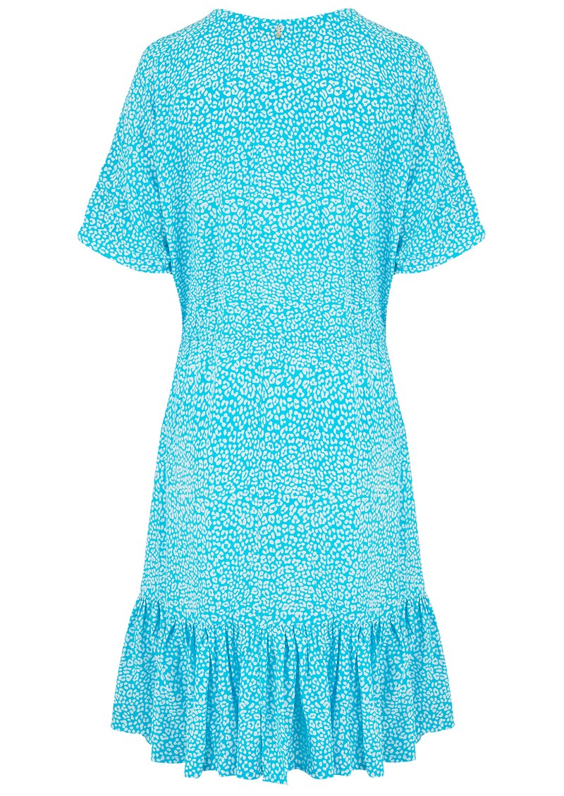 BEACH GOLD Betty Dress - Tulum Aqua main image