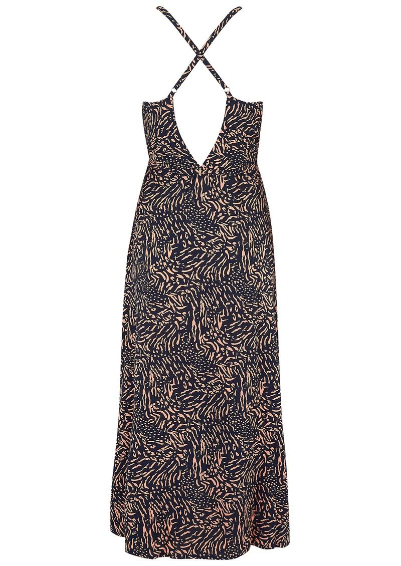 BEACH GOLD Picolo Dress - Katia main image