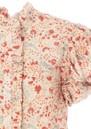 M.A.B.E Kelby Printed Cotton Top - Multi