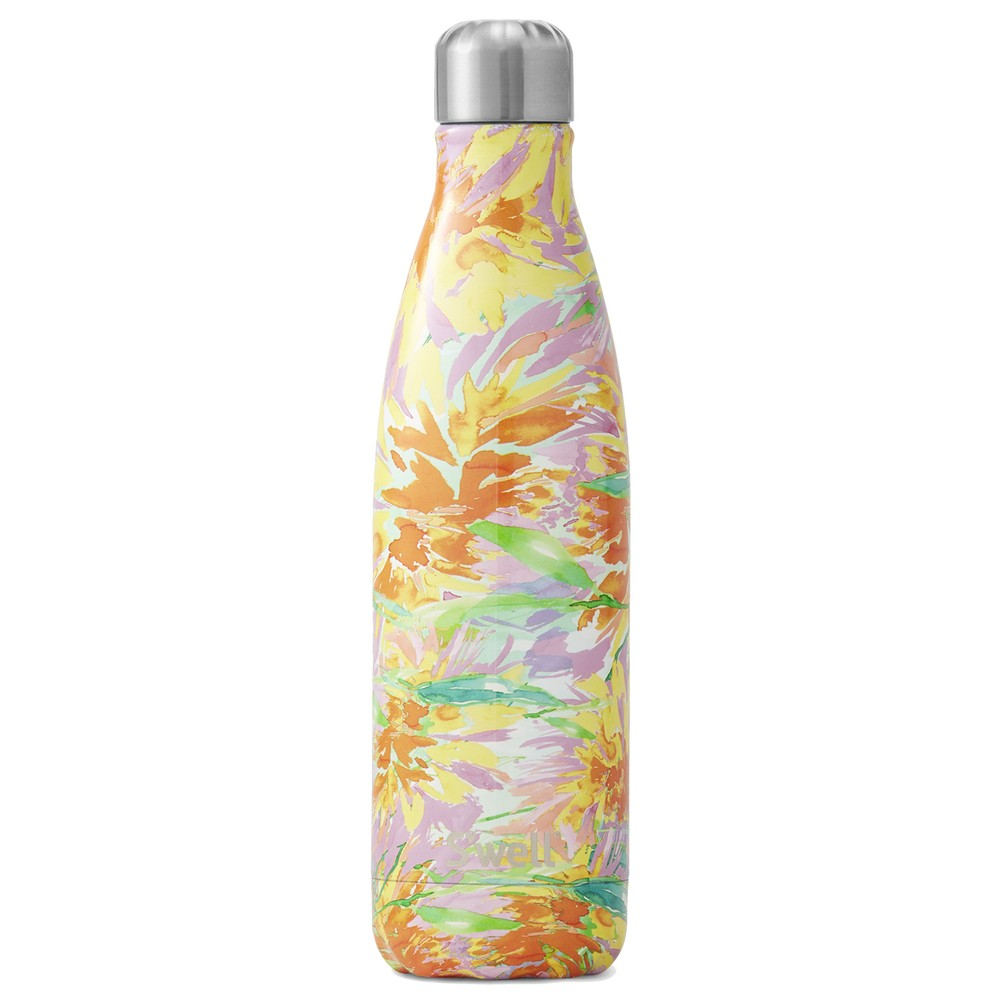 17oz Water Bottle - Sunkissed