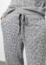 Kingston Loepard Trousers - Grey additional image