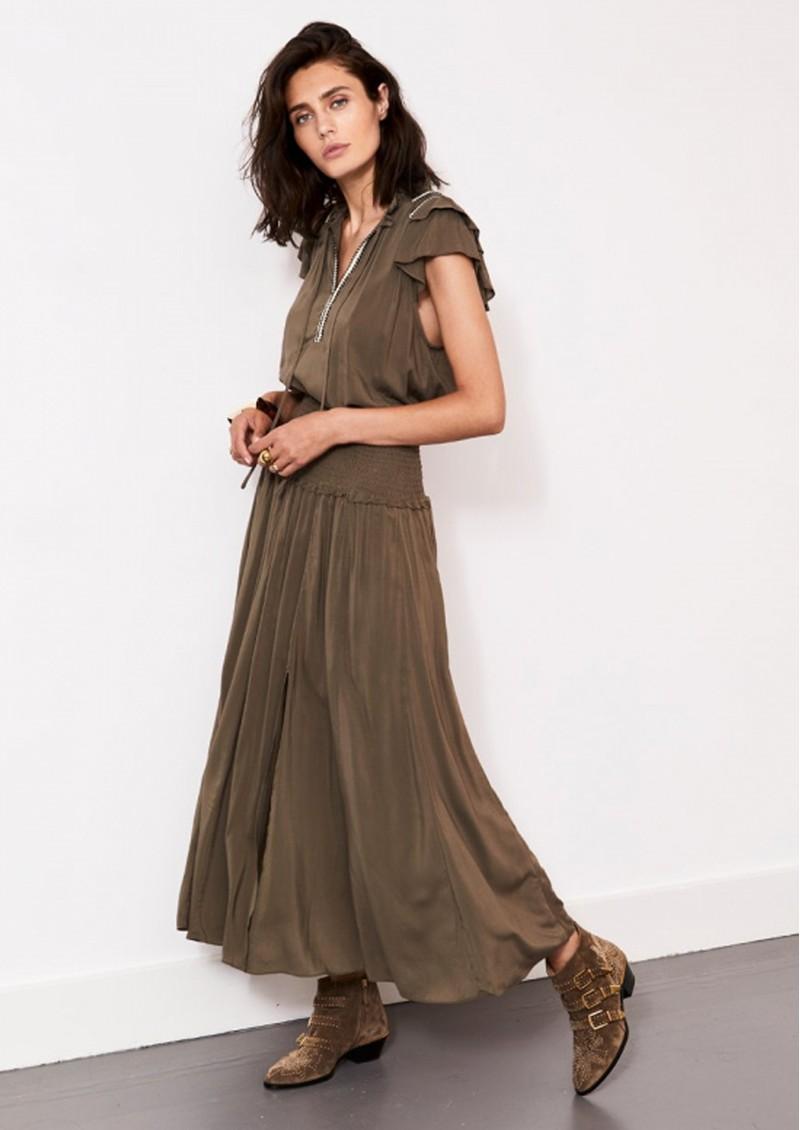 DANTE 6 Renou Long Skirt -Thyme Green main image