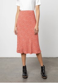Rails Anya London Skirt - Carmine Daisies