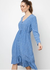 Rails Jade Dress - Blue Wisteria