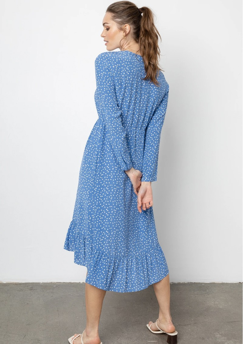 Rails Jade Dress - Blue Wisteria main image
