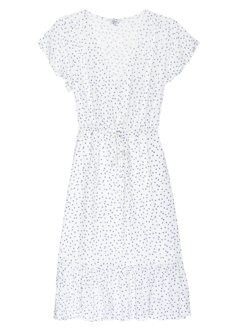 Rails Kiki Dress - White Wisteria main image