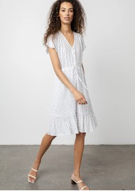 Rails Kiki Dress - White Wisteria