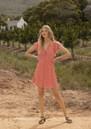 Rails Helena Dress - Carmine Daisies