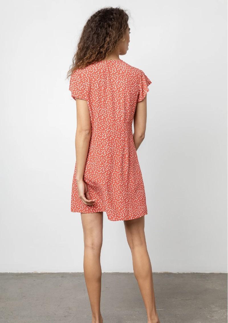 Rails Helena Dress - Carmine Daisies main image