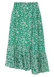 Lily and Lionel Cleo Skirt - Green Blossom