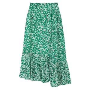 Cleo Skirt - Green Blossom