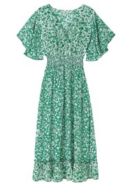 Lily and Lionel Marlowe Dress - Blossom Green