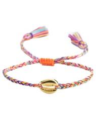 MISHKY Caracolito Shell Bracelet - Multi