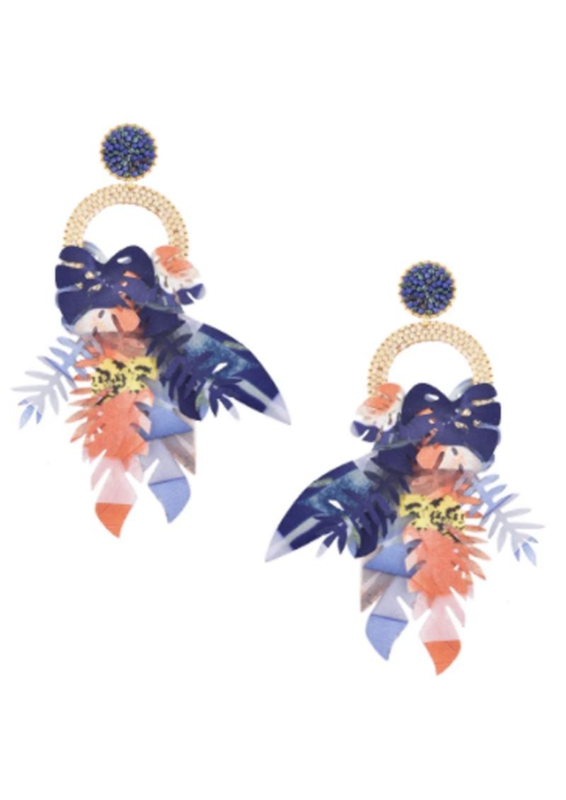 MISHKY Amazonas Earrings - Multi main image