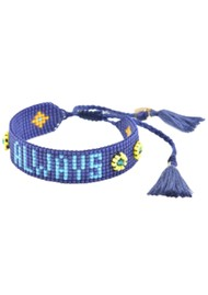 MISHKY Always Beaded Bracelet - Blue