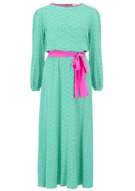 LIBELULA JoJo Midi Dress - Green