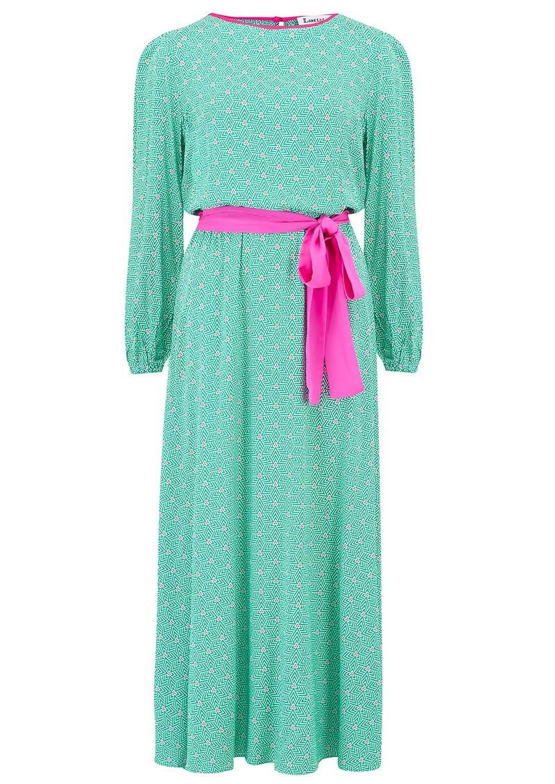 LIBELULA JoJo Midi Dress - Green main image