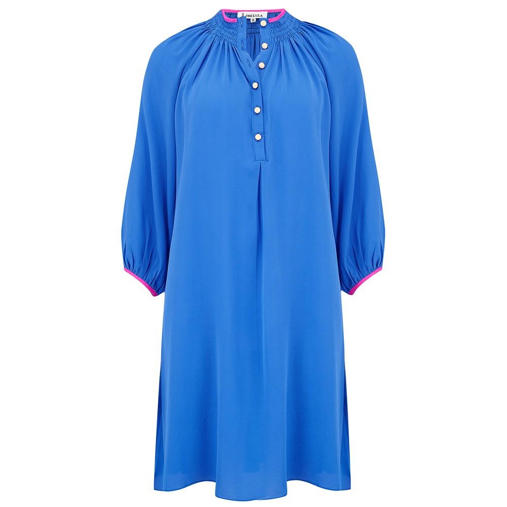 Hartford Dress - Blue