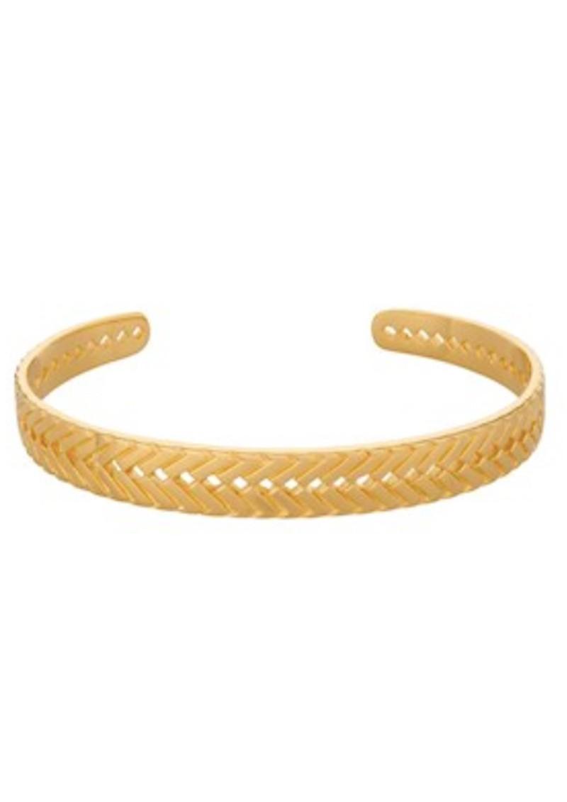 PERNILLE CORYDON Geneve Bracelet Cuff - Gold main image