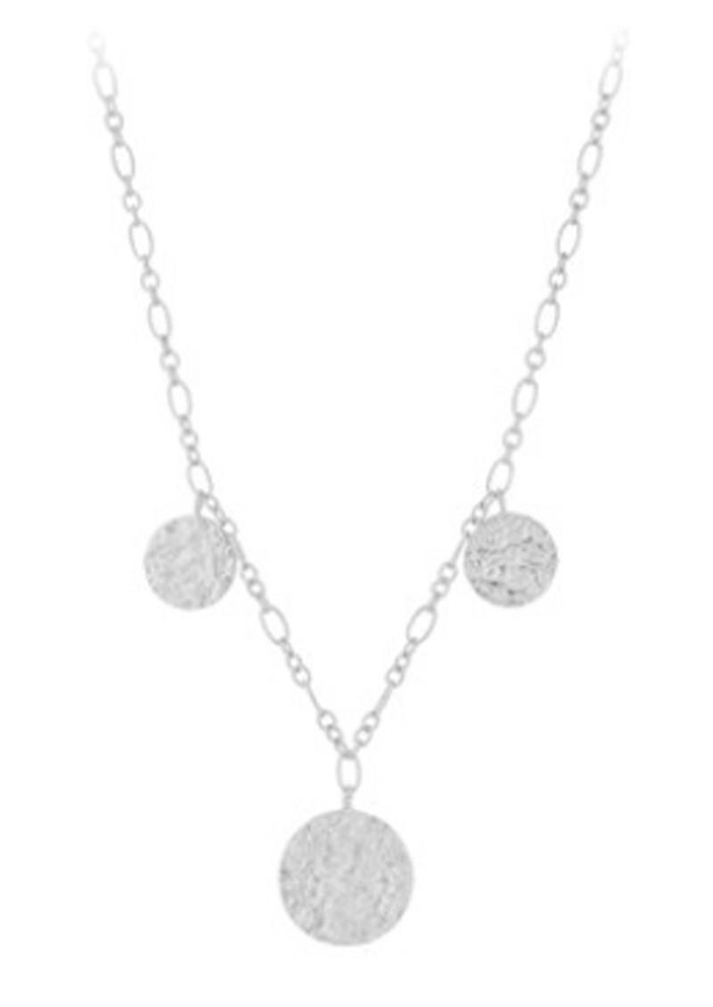 PERNILLE CORYDON New Moon Necklace - Silver main image