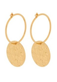 PERNILLE CORYDON New Moon Earrings - Gold