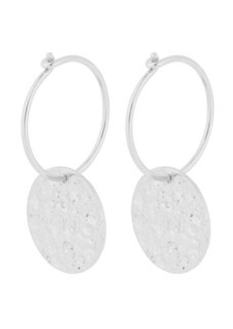 PERNILLE CORYDON New Moon Earrings - Silver main image