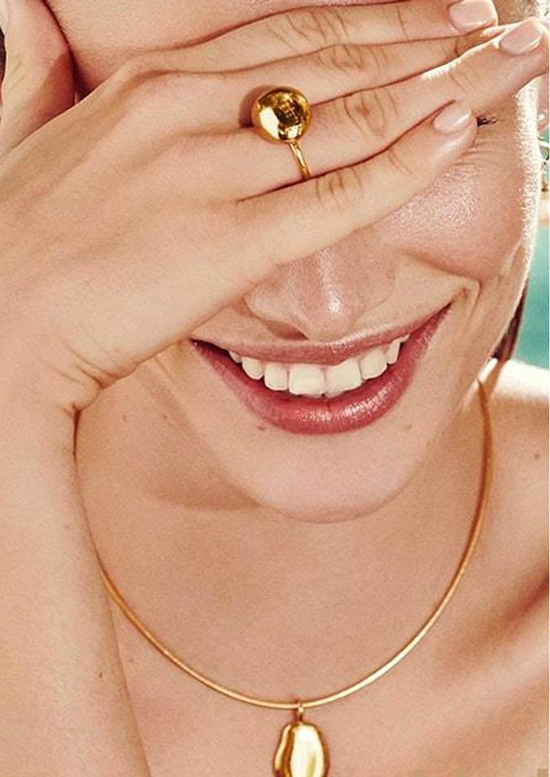 PERNILLE CORYDON Stellar Ring - Gold main image