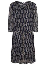 MOLIIN Lia Midi Dress - Night Blue